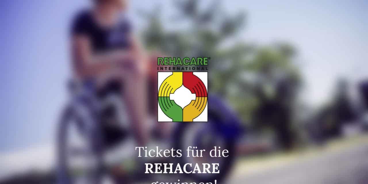 Tickets für die RehaCare gewinnen!