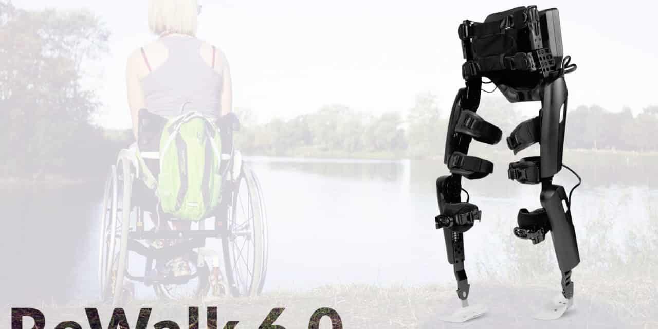 Rewalk – der Traum vom wieder laufen können