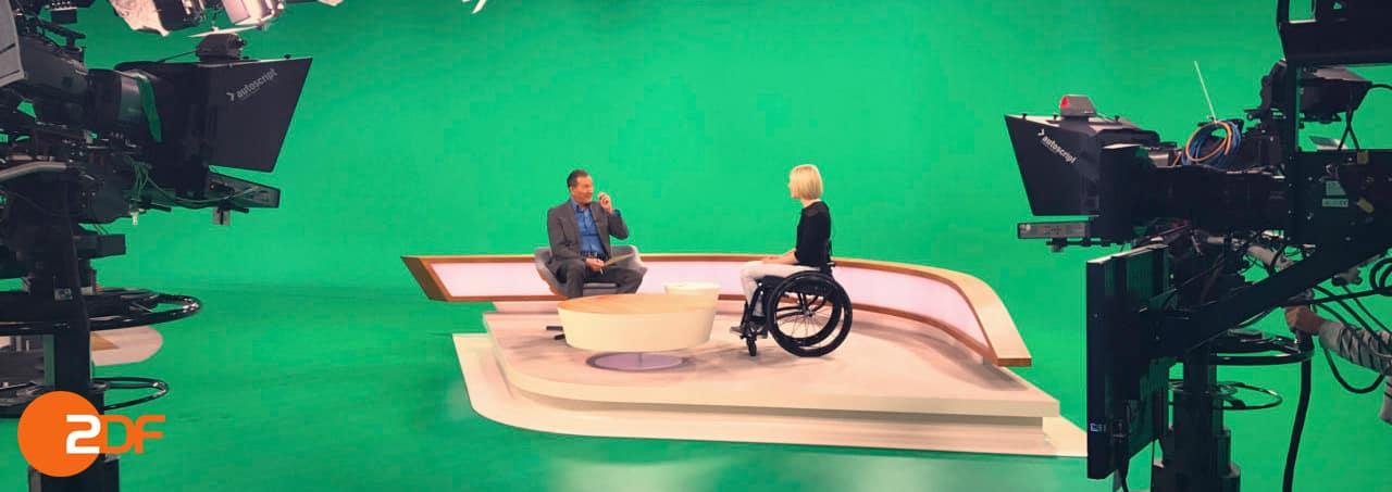 Im Rollstuhl auf Augenhöhe / 18.01.2017