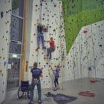 Klettern trotz Rollstuhl!