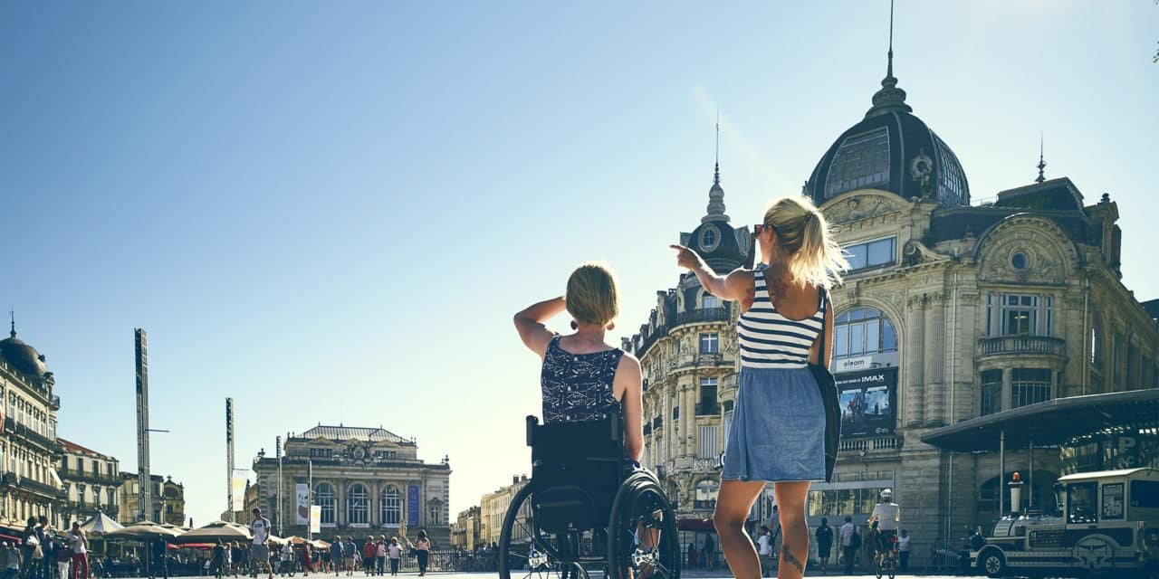 Frankreich Road-Trip 2/5: Mâcon -> Montpellier -> Nîmes