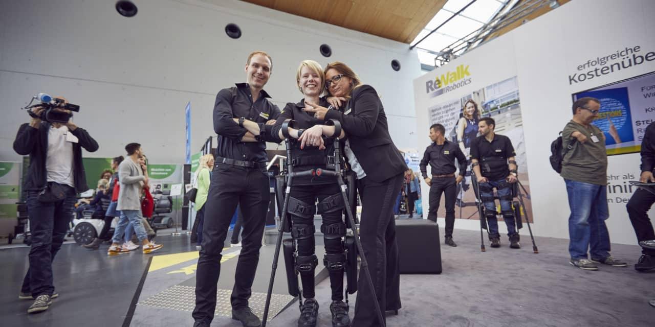 Ticketverlosung für die RehaCare 2017 in Düsseldorf